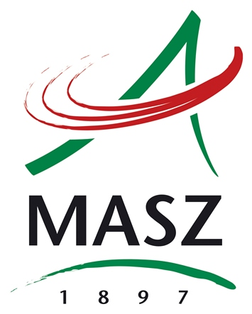 Logo of Hungarian Athletics Association