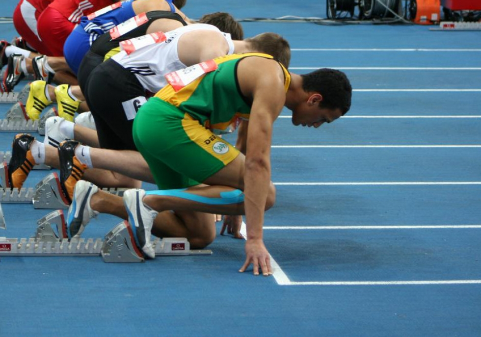Leichtathletik Trainingslager
