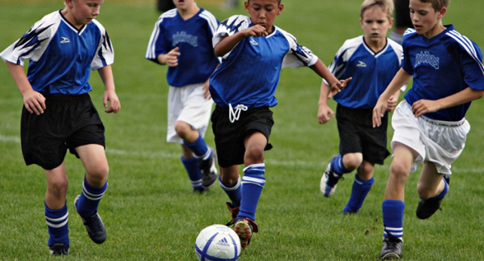 Fußball Trainingslager