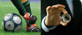 Corporate sports events